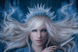 Красивые картинки и фото Снежной Королевы   подборка 15 фото (15)