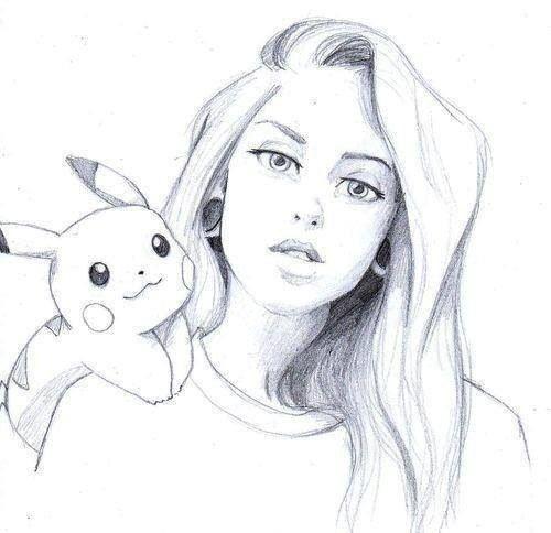 Красивые рисунки для срисовки карандашом   сборка (34 картинки) (11)