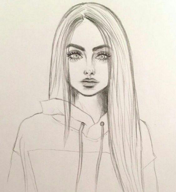Красивые рисунки для срисовки карандашом   сборка (34 картинки) (28)