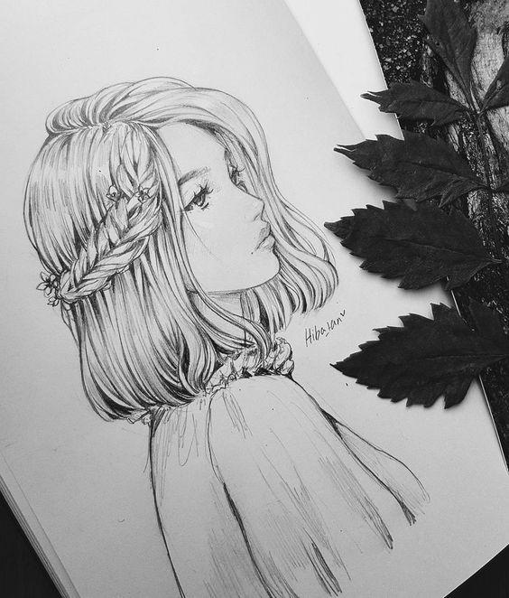Красивые рисунки для срисовки карандашом   сборка (34 картинки) (30)