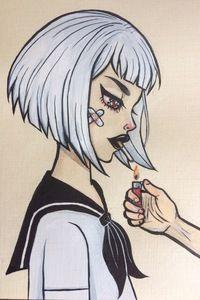 Красивые рисунки для срисовки карандашом   сборка (34 картинки) (32)
