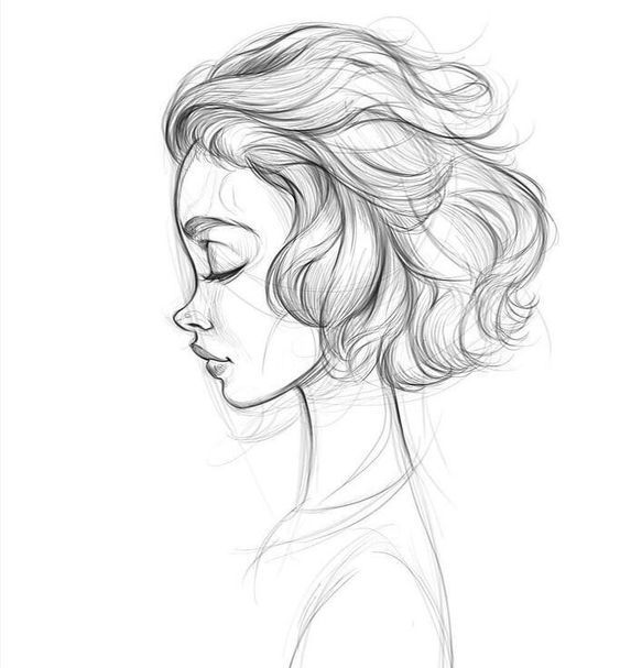 Красивые рисунки для срисовки карандашом   сборка (34 картинки) (9)