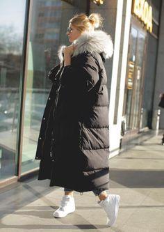 Модные пуховики зима 2019 фото женские модные   коллекция (29 картинок) (15)