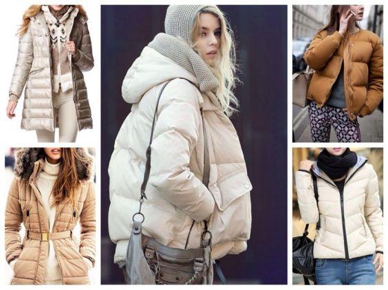 Модные пуховики зима 2019 фото женские модные   коллекция (29 картинок) (28)