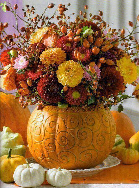 Осенний букет поделка   скачать бесплатно (27 картинок) (12)