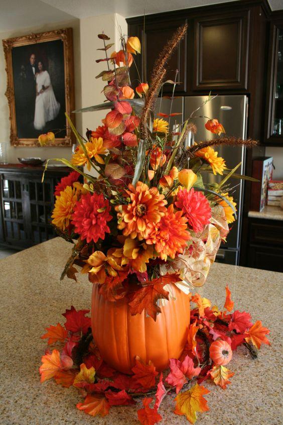 Осенний букет поделка   скачать бесплатно (27 картинок) (13)