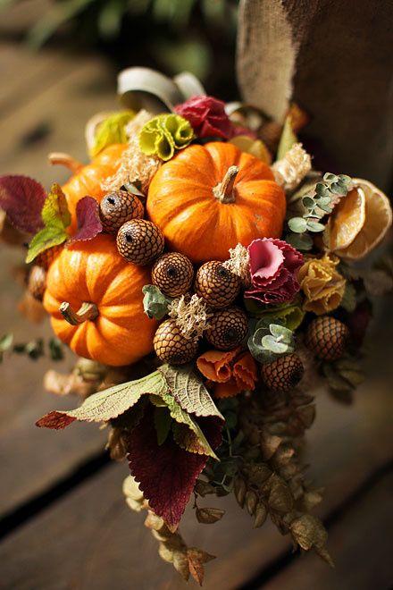 Осенний букет поделка   скачать бесплатно (27 картинок) (2)
