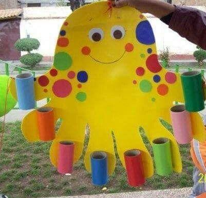 Поделки своими руками на тему осень в детский сад фото   30 штук (12)