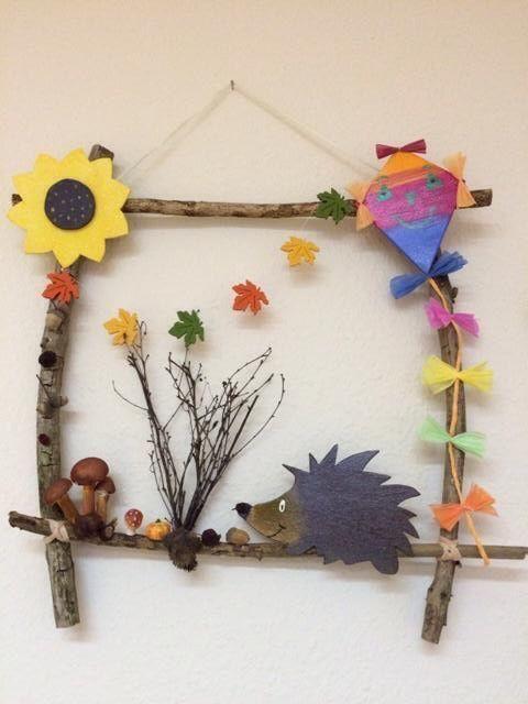 Поделки своими руками на тему осень в детский сад фото   30 штук (2)