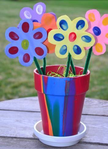 Поделки своими руками на тему осень в детский сад фото   30 штук (22)