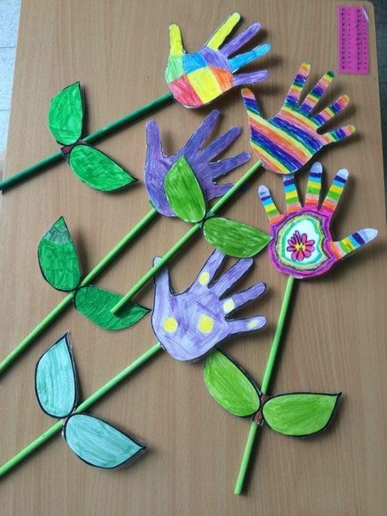 Поделки своими руками на тему осень в детский сад фото   30 штук (23)