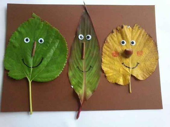 Поделки своими руками на тему осень в детский сад фото   30 штук (26)