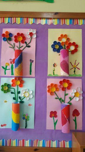 Поделки своими руками на тему осень в детский сад фото   30 штук (30)