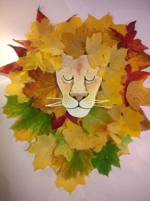 Поделки своими руками на тему осень в детский сад фото   30 штук (5)