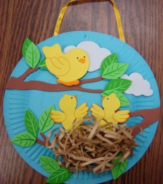 Поделки своими руками на тему осень в детский сад фото   30 штук (6)