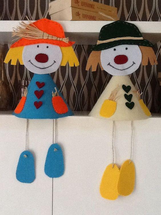 Поделки своими руками на тему осень в детский сад фото   30 штук (8)