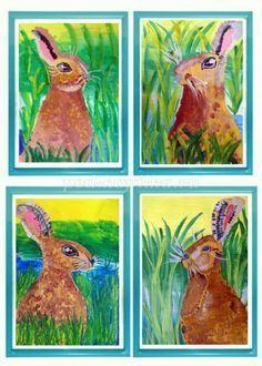 Рисунки для детей   милая подборка (25 картинок) (15)