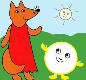 Рисунки для детей   милая подборка (25 картинок) (21)