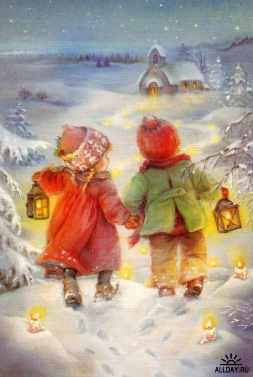 Рисунки для детей   милая подборка (25 картинок) (5)