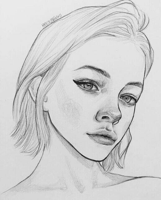 Рисунки для начинающих карандашом   лучшие 35 картинок (17)