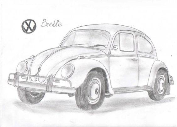 Рисунки для начинающих карандашом   лучшие 35 картинок (22)