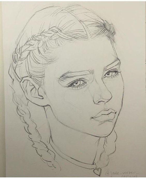 Рисунки для начинающих карандашом   лучшие 35 картинок (6)