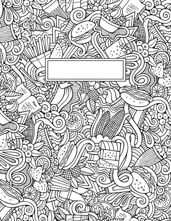 Черно белые распечатки для лд   скачать бесплатно 22 штуки (3)