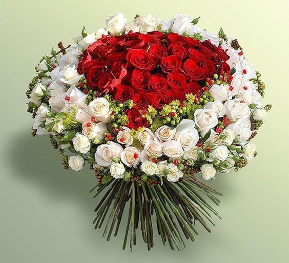 Букеты цветов с днем рождения фото красивые   милая сборка (19 картинок) (1)