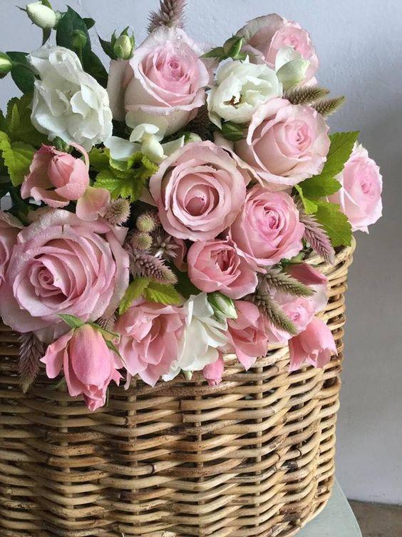 Букеты цветов с днем рождения фото красивые   милая сборка (19 картинок) (10)