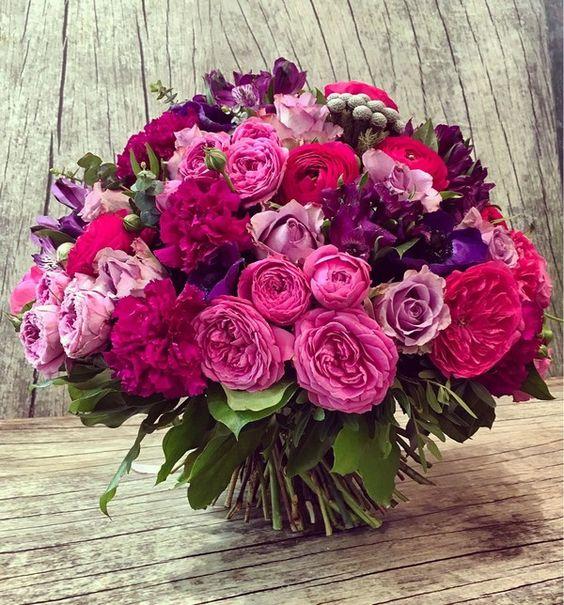 Букеты цветов с днем рождения фото красивые   милая сборка (19 картинок) (15)