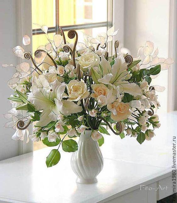 Букеты цветов с днем рождения фото красивые   милая сборка (19 картинок) (5)