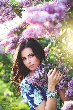 Весна красивые фотосессии для девушек подборка фото (12)
