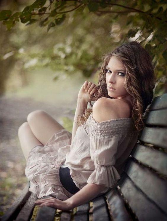 Весна красивые фотосессии для девушек подборка фото (16)