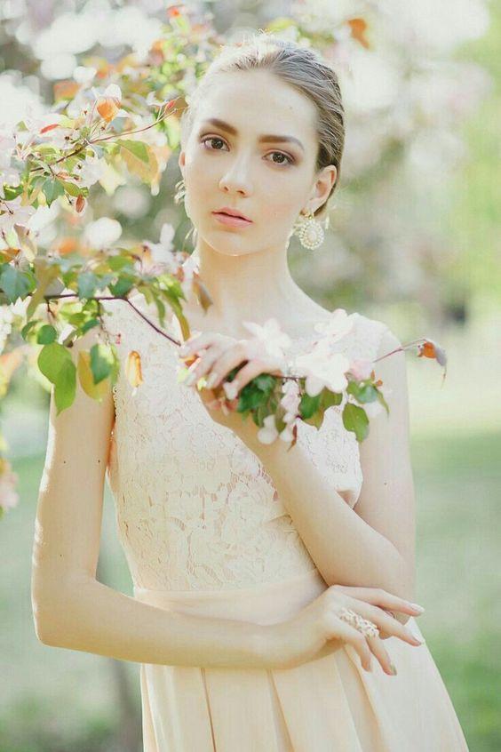 Весна красивые фотосессии для девушек подборка фото (18)