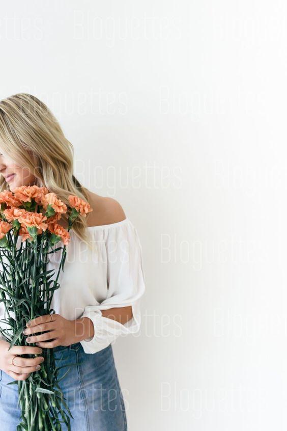 Весна красивые фотосессии для девушек подборка фото (5)