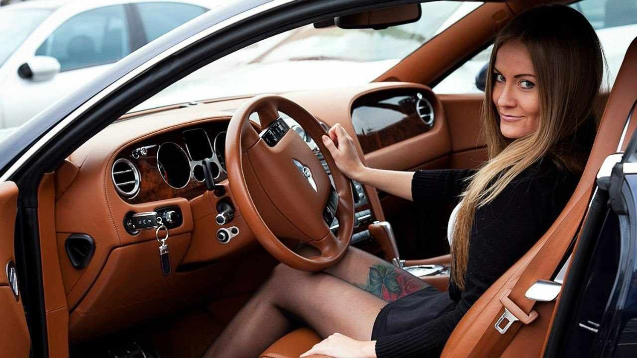 Фото русских знаменитых женщин за рулем — photo 1