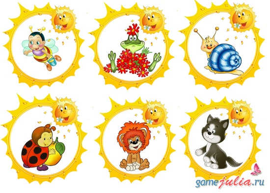 Детские картинки в хорошем качестве для печати   сборка фото (9)