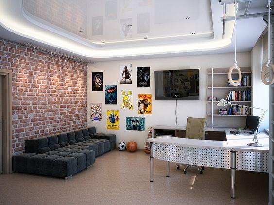 Дизайн комнаты для подростка девочки   крутые фото (18 картинок) (1)