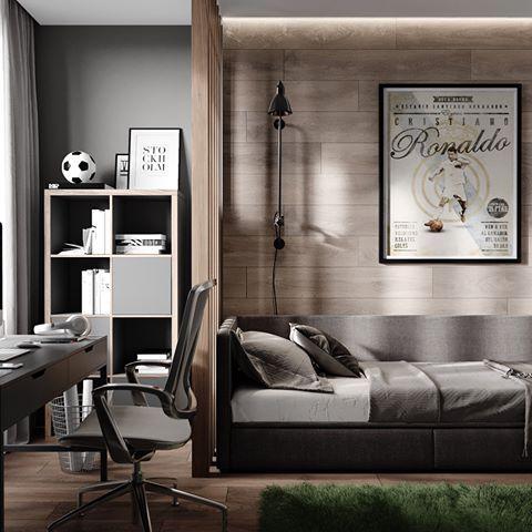 Дизайн комнаты для подростка девочки   крутые фото (18 картинок) (10)