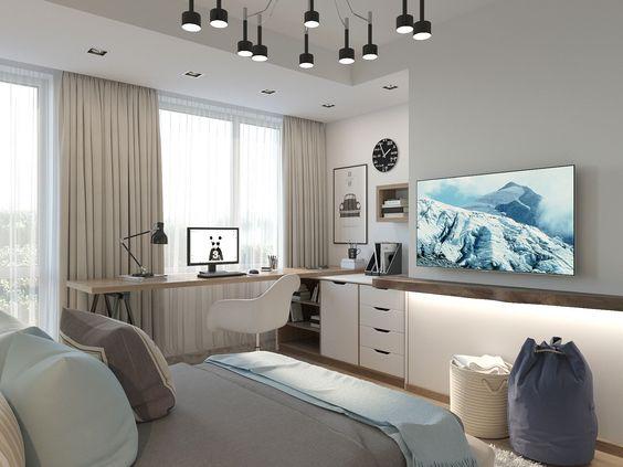 Дизайн комнаты для подростка девочки   крутые фото (18 картинок) (12)