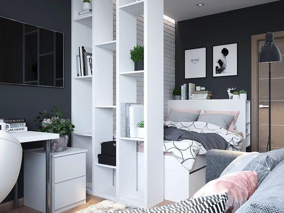 Дизайн комнаты для подростка девочки   крутые фото (18 картинок) (14)