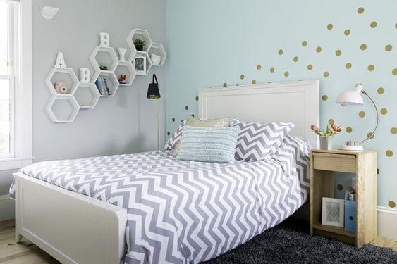 Дизайн комнаты для подростка девочки   крутые фото (18 картинок) (15)