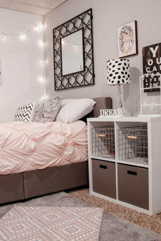 Дизайн комнаты для подростка девочки   крутые фото (18 картинок) (16)
