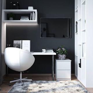 Дизайн комнаты для подростка девочки   крутые фото (18 картинок) (18)