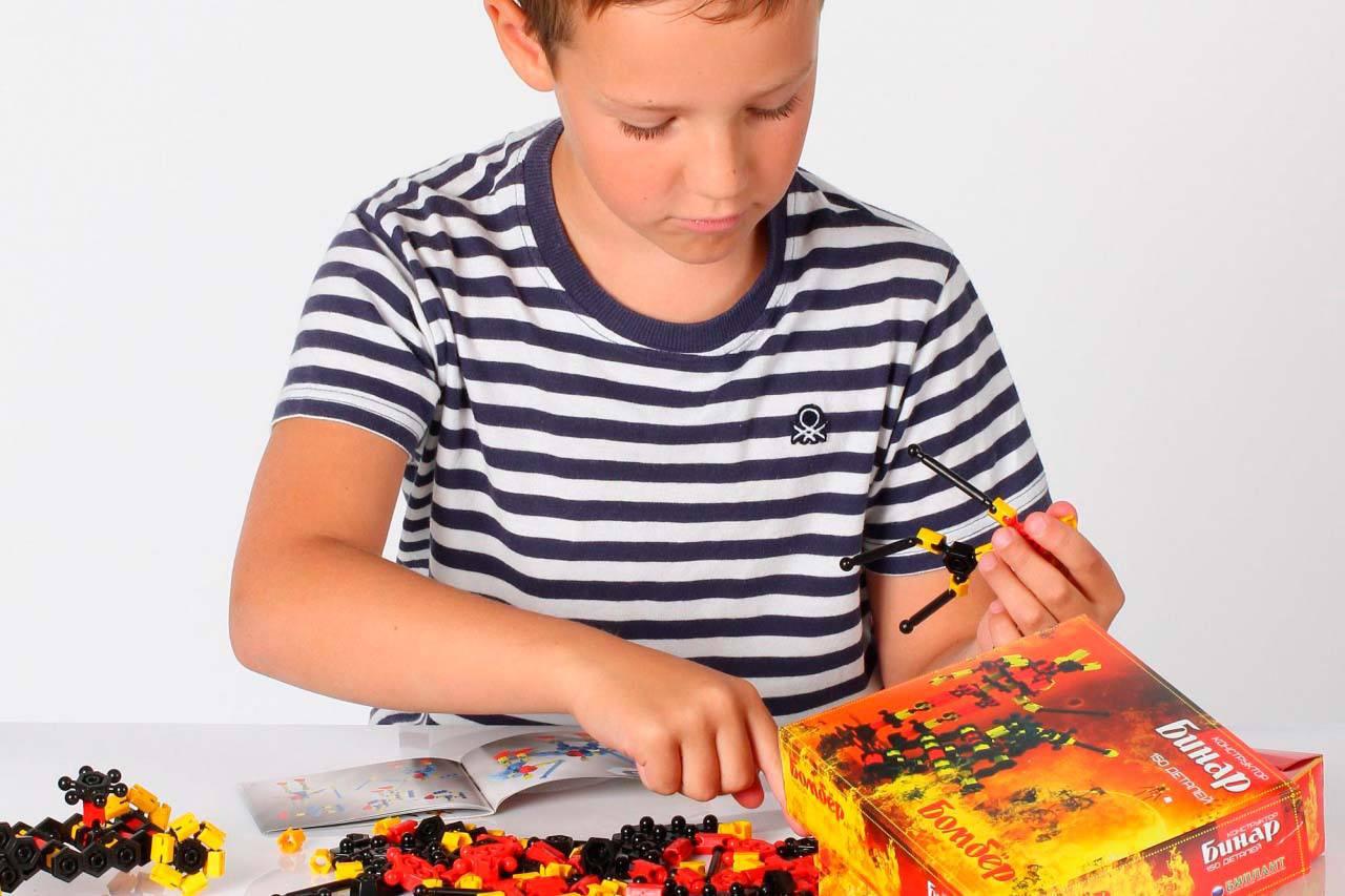 Какой подарок подарить мальчику 7 дет на День Рождения фото подарков (3)