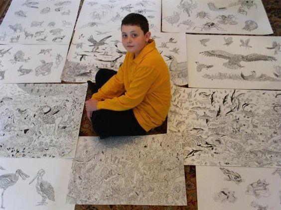 Как красиво рисовать в 11 дет подборка красивых рисунков (1)