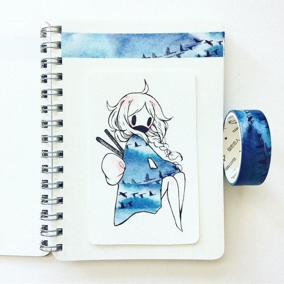 Как красиво рисовать в 11 дет подборка красивых рисунков (2)