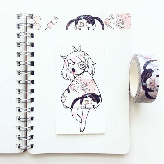 Как красиво рисовать в 11 дет подборка красивых рисунков (8)