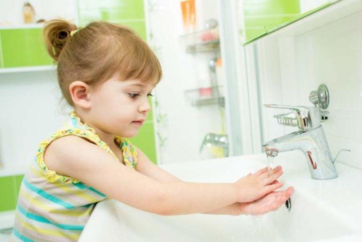 Как мыть руки для детей в картинках   подборка рисунков (20)