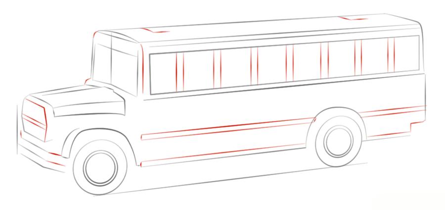 знаете историю автобус рисунки легко чудесах прозорливости